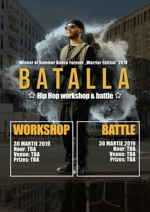 Batalla (Germany) Workshops and Battle