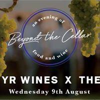 Beyond The Cellar w Zephyr Wines &amp The APO