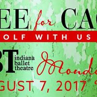 Tee for CAC Golf Outing and Fundraiser