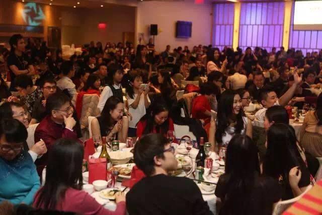 2017 Spring festival dinner banquet 2017