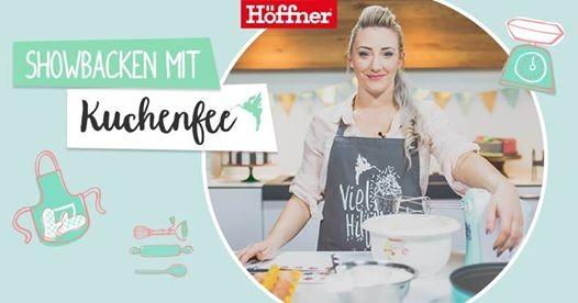 Showbacken Mit Kuchenfee Lisa At Mobel Hoffner Neusswilly Brandt