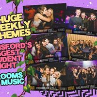Wild LifeJager Takeover At EvokeWednesday 22nd Feb