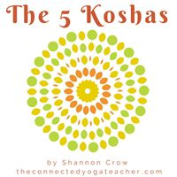 The 5 Koshas Online Mini-Series (via podcast &amp booklet)
