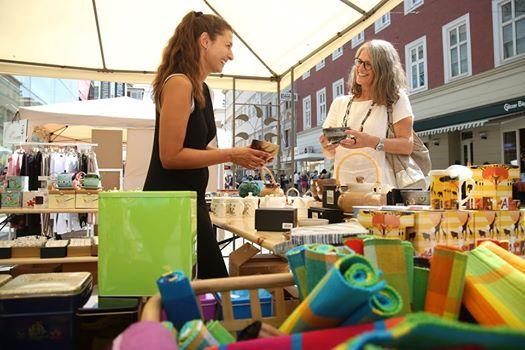 Linzer City Sommer Flohmarkt