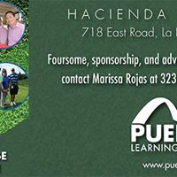 Puente Learning Centers 13th Annual Golf Tournament