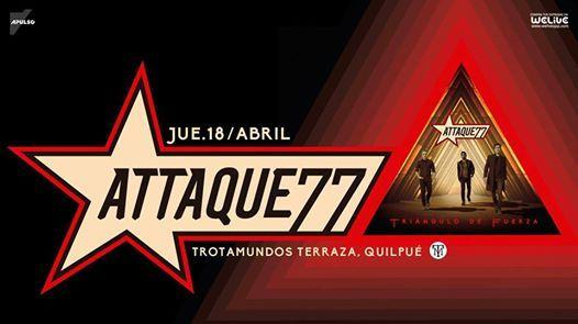 Attaque 77 En Trotamundos Terraza Quilpué Quilpue