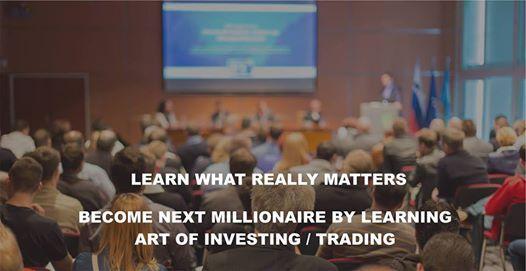 Secret of Financial Market Seminar
