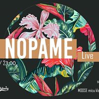 Anormal with Nopame  Live