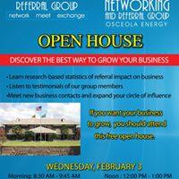 Osceola Energy Open House