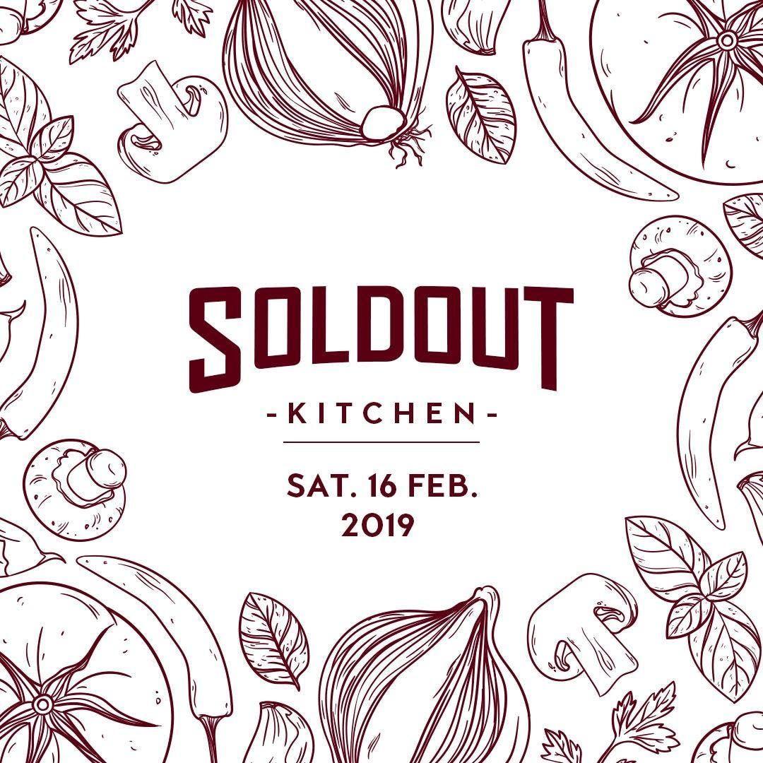 SOLDOUT Kitchen