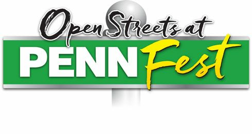 open streets at penn fest 2018 pet zone at woof central richfield