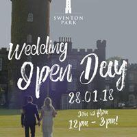 Wedding Open Day at Swinton Park