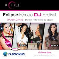 Todo agosto- Eclipse Female DJ Festival