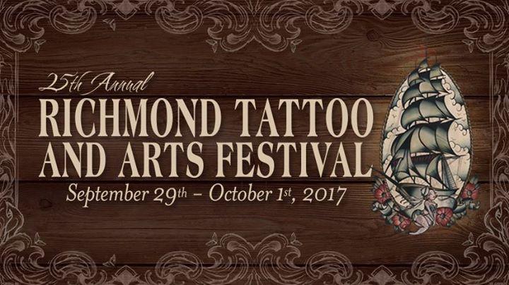 Richmond Tattoo & Arts Festival