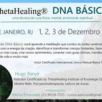 ThetaHealing DNA Bsico com Hugo Ranyr - Rio de Janeiro RJ