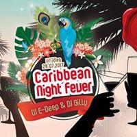 Caribbean Night Fever Golden edition