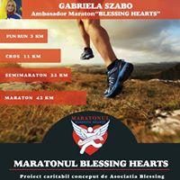 Maratonul Blessing Hearts