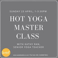 Hot Yoga Master Class with Kathy Ran