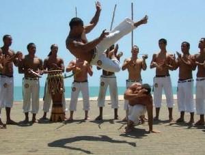 Capoeira Kids Camp