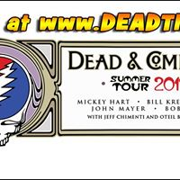 Dead &amp Company at Saratoga PAC in Saratoga Springs NY
