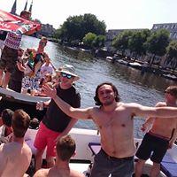 TML17 Amsterdam Canal Preparty- Weekend 1 [Wednesday]