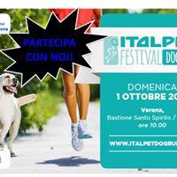 Partecipa con NOI alla Italpet DOG RUN