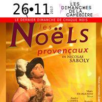 Marseille - Dimanches de la Canebire  Nols de Provence