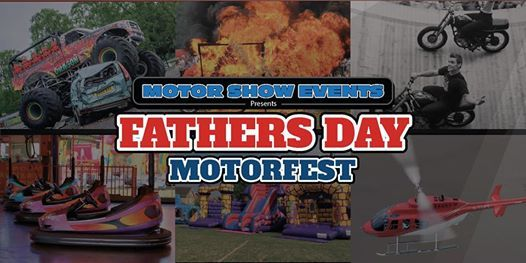 Fathers Day  Weekend Motorfest (official)