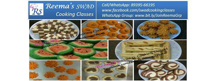 Cookies & Biscuits Baking Workshop
