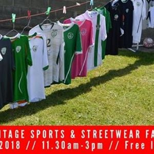 The Back Page Xmas Vintage Sports &amp Streetwear Fair