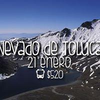 Nevado de Toluca  desde Qro.