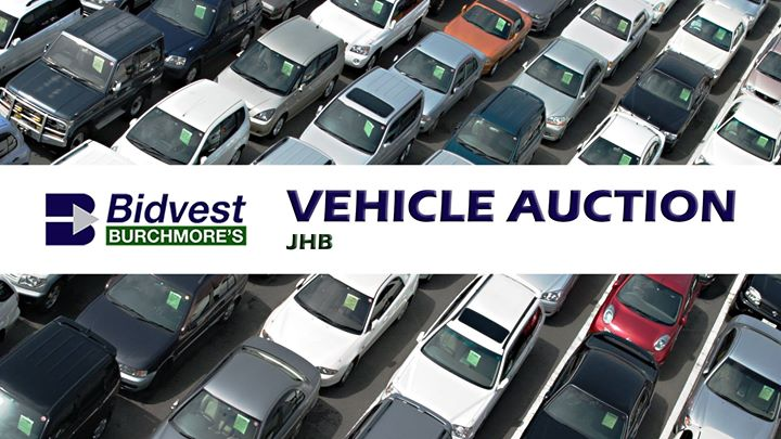 Burchmores Vehicle Auction Jhb At Burchmores Johannesburg