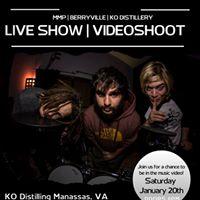 Berryville ShowVideo Shoot