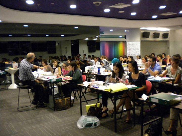 OG English Training Course