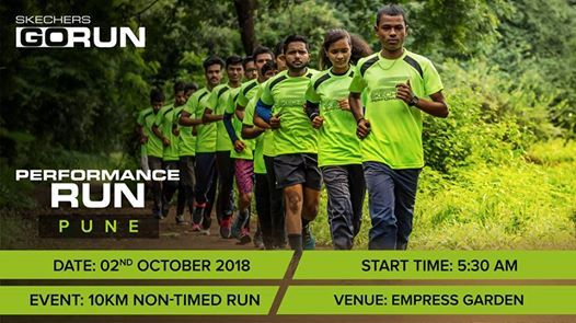Skechers Performance Run - Pune 10K