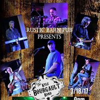 The Kyle Bourgault Band