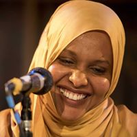 Poetry Workshop  Asha Lul Mohamud Yusuf and Clare Pollard