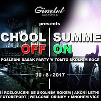 PARTY School off  Summer on