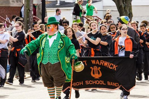 60th Annual Friendly Sons of St. Patrick Parade