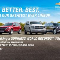 Chevrolet Guinness World Record Attempts by Memories Events