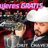 Viernes de Mujeres Gratis con Chuy chavez Jr.