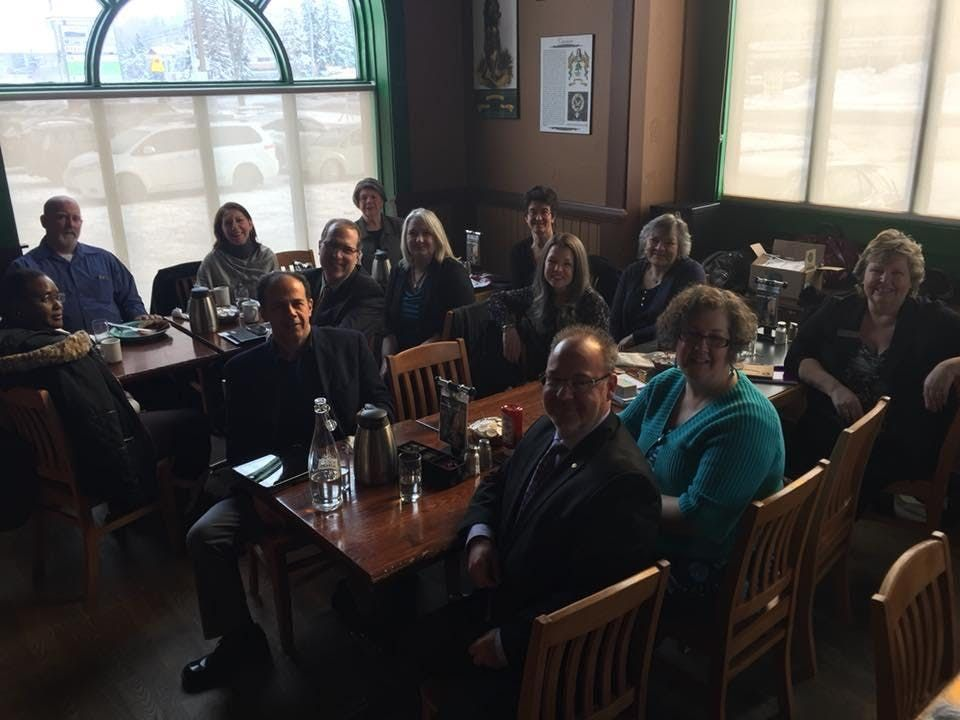 Orleans Business Networking Breakfast-Guest Day