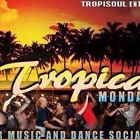 Tropical Mondays Outdoor Dance party - Event 7 - Campus Pointe