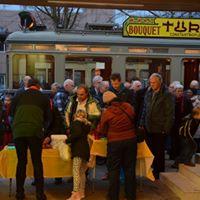 Kerstrit Tramweg Stichting Depot Scheveningen
