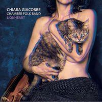 Chiara Giacobbe Chamber Folk Band live Bar Dante