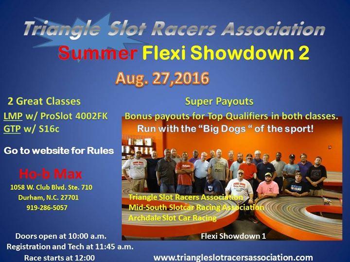 Triangle slot racers association slot machine banner