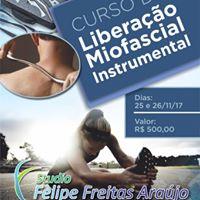 Curso de Liberao Miofascial instrumental