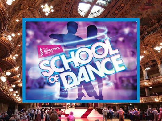 School of Dance at the Blackpool Tower Ballroom