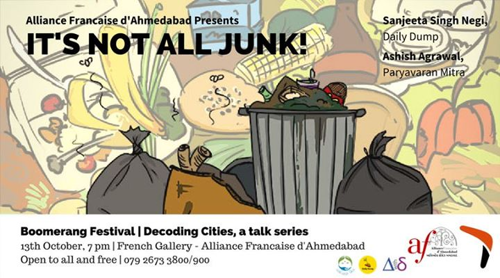 Its Not All Junk  Decoding Cities
