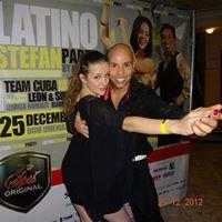 Kurz kubnsk salsy pro zatenky - Salsa cubana con Leon